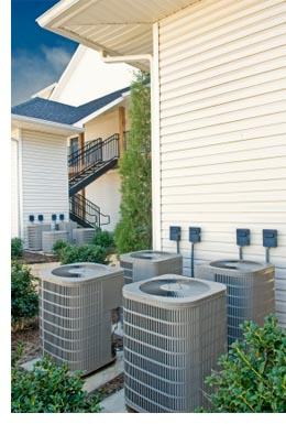 Heating and Air Conditioning Commercial Service