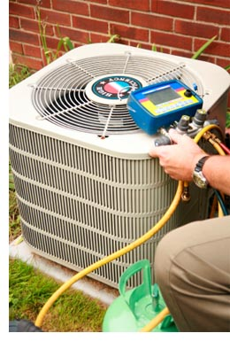 Residential Air Conditioning and Heating Service